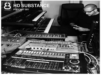 Cover art for HD Substance Einmal Podcast 001