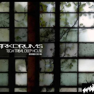 DARKDRUMS MUSIC NOVEMBER MIX 2012