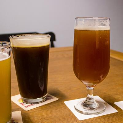 Cover art for Drink Tampa Bay | Nitro Betchy Brown Ale and the Double IPA Beers at Florida Avenue Brewing Co in Seminole Heights