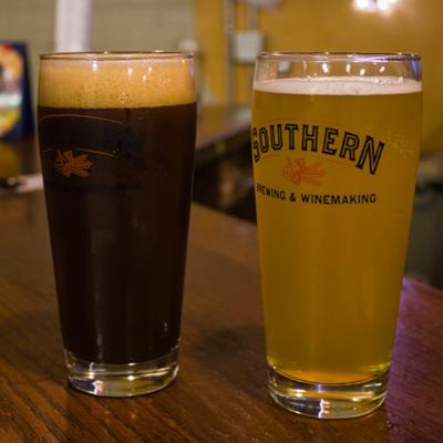 Cover art for Drink Tampa Bay | Saison des Mechants Farmhouse Ale and the Orange Blossom Cider at Southern Brewing & Winemaking