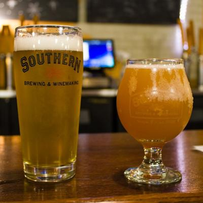 Cover art for Drink Tampa Bay | Ginger Chai Kombucha Tea and the White Out IPA Beer at Southern Brewing & Winemaking in Seminole Heights