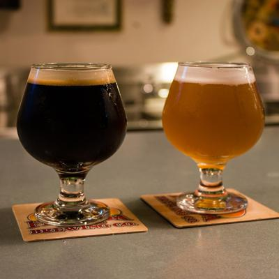 Cover art for Drink Tampa Bay | Maple Milk Stout and Bourbon Aged Belgian Rye Beer at Florida Avenue Brewing Co. in Seminole Heights