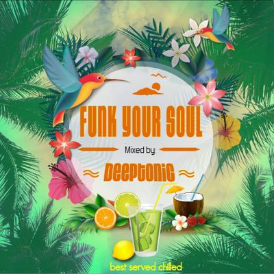 Cover art for FUNK YOUR SOUL mixed by Deeptonic