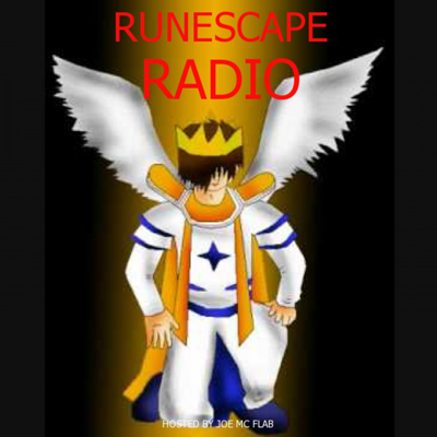 A radio about runescape hosted by joe mc flab