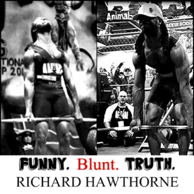 Cover art for FBT Episode 28- Special guest... Richard The Ant Hawthorne (World Record Powerlifter) #richardhawthorne #powerlifting
