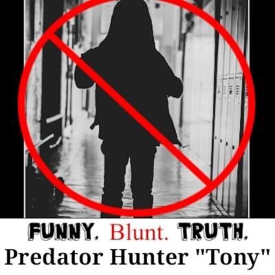 Cover art for FBT Episode 46- Child Predator Hunter... Tony (Team Loyalty Makes You Family) #teamloyalty
