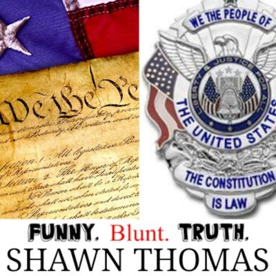 Cover art for FBT Episode 43- Bad Cops, Racism, Special Guest... Shawn Thomas ('Just Say No' Youtube)