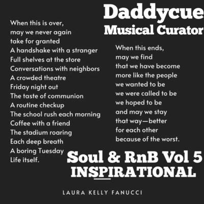 Cover art for Daddycue Musical Curator - RnB & Soul Vol 5 - Inspirational