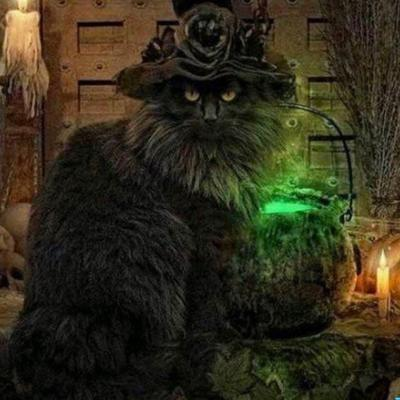 Host Marla Brooks stirs the cauldron every Thursday night at 9:00 PM ET on Para X with interesting guests from both the Pagan and Paranormal realms.