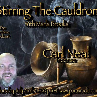 Cover art for Carl Neal-Incense