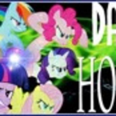 Cover art for Dark Horse (MLP Voices)