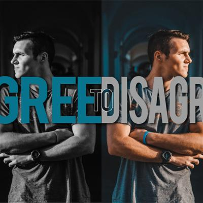 Cover art for Agree to Disagree (Episode 2)