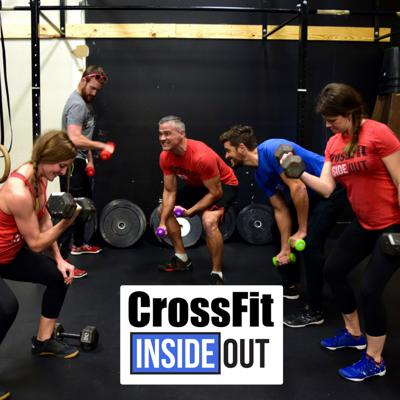 The coaching staff at CFIO discuss health, wellness and CrossFit.