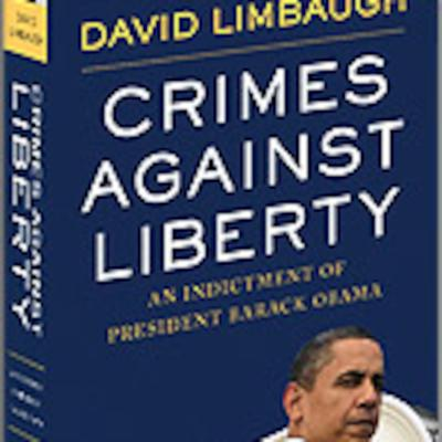 Cover art for Author of Crimes Against Liberty, David Limbaugh