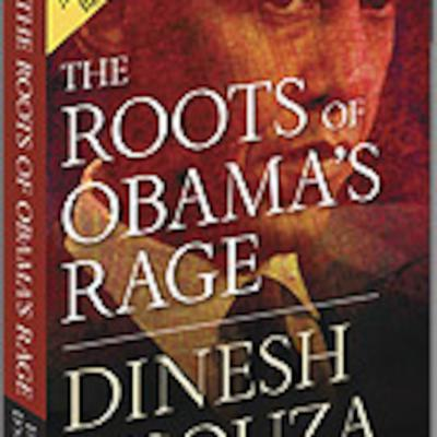 Cover art for Author of The Roots of Obama's Rage, Dinesh D'Souza