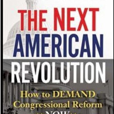 Cover art for Author of The Next American Revolution, Charles Hooper