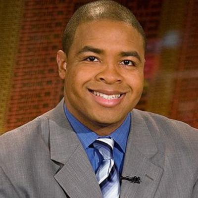 Cover art for ESPN Anchor Mike Hill