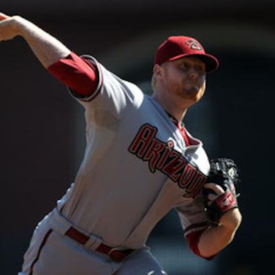 Interview with Major League Pitcher Barry Enright ... @dbacks @mlb @barryenright54