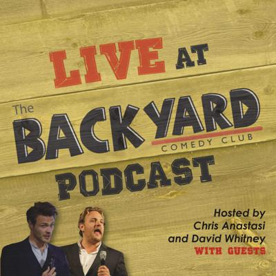 Live at the Backyard Comedy Club