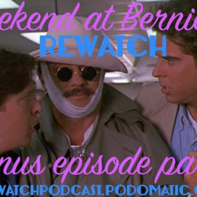 Cover art for Weekend at Bernie's 2 Rewatch - Bonus 02