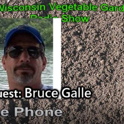 Cover art for Segment 3 of S4E12  Guest Bruce Galle  The Worm guy- The Wisconsin Vegetable Gardener radio show