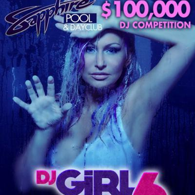 Cover art for DJ Girl 6's Routine from the Sapphire Battle March 2013