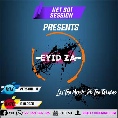 Cover art for Net So!!! Presents Version 1.0 Mixed By EyiD ZA