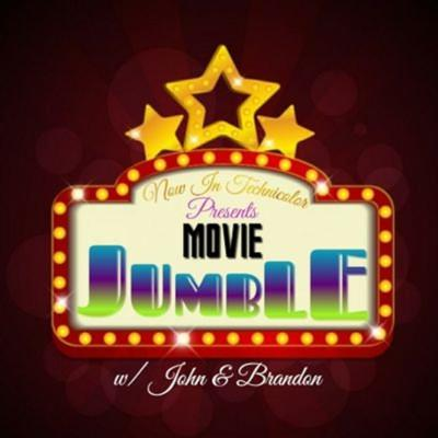 Cover art for Movie Jumble.....Spicy Witch World