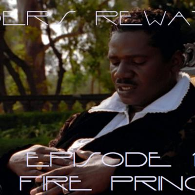 Cover art for Sliders Rewatch 16 - Fire Prince