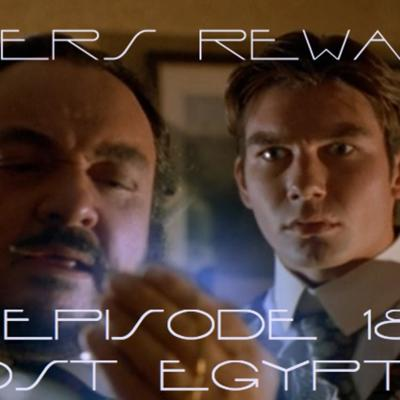 Cover art for Sliders Rewatch 18 - Most Egyptian