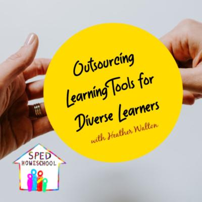 Cover art for Outsourcing Learning Tools for Diverse Learners