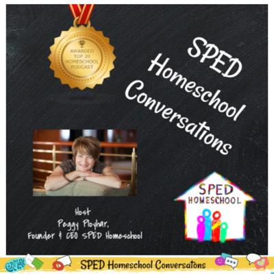 Join us each week as we host a special guest and discuss issues relevant to families who are homeschooling students with special educational needs.