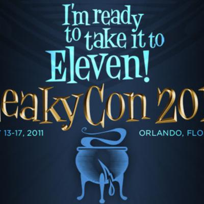 Cover art for Live From LeakyCon2011 - The New Potter Kids