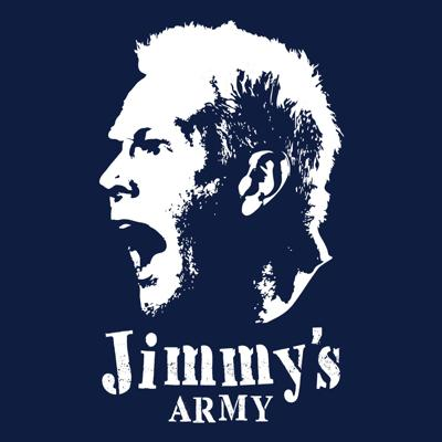 Jimmy's Army Podcast