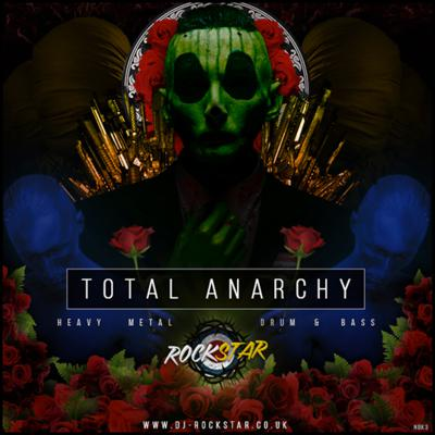 Cover art for ROCKSTAR - 'TOTAL ANARCHY'