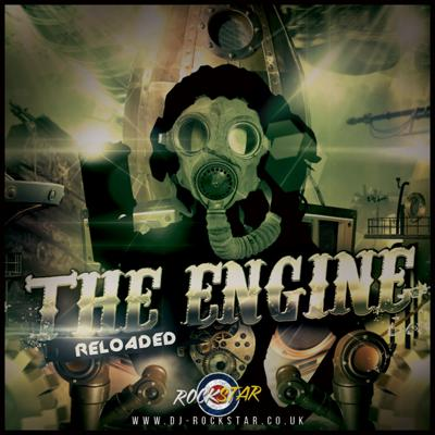 Cover art for ROCKSTAR - 'THE ENGINE' (reloaded)