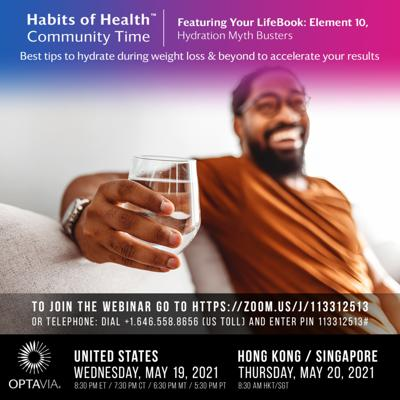 Cover art for Episode 225: Your LifeBook, Element 10: Hydration Myth Busters: Best Tips to Hydrate During Weight Loss & Beyond