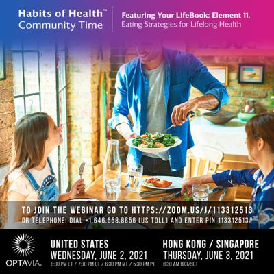Cover art for Episode 227: Your LifeBook, Element 11: Eating Strategies for Lifelong Health