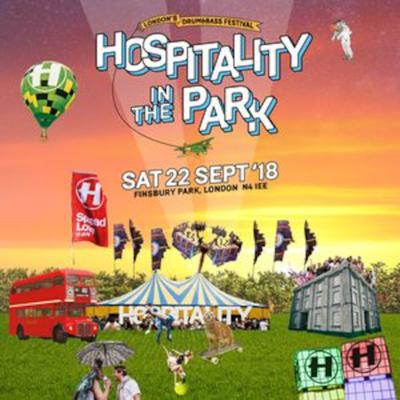 Cover art for Hospitality in the Park Mix