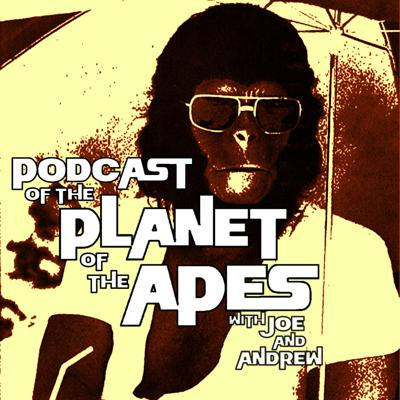 Podcast Of The Planet Of The Apes