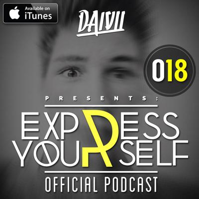 Cover art for DAIVII - EXPRESS YOURSELF 018