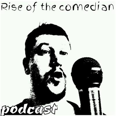 Cover art for Rise of the comedian ep70 The Farewell