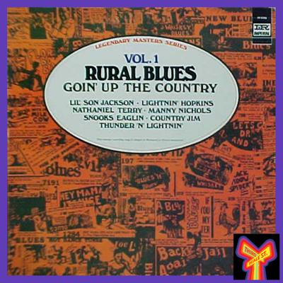 Cover art for This Week on BU - Imperial Records Down Home Blues (Hour 1)