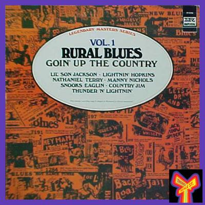 Cover art for This Week on BU - Imperial Records Down Home Blues (Hour 2)