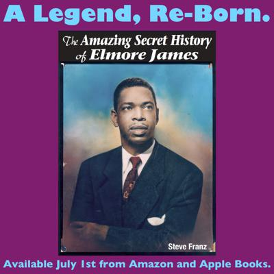 Cover art for This Week in Blues History - July 29-August 4