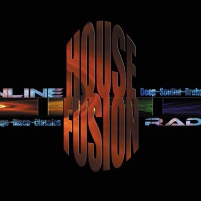 Cover art for HOUSE FUSION RADIO SHOW #1 GUEST MIX DJ MIXTURE