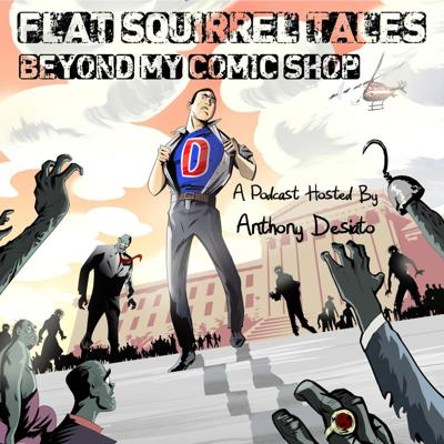 From Flat Squirrel Productions and the host of My Comic Shop History comes a companion podcast series! Anthony Desiato presents FLAT SQUIRREL TALES: BEYOND MY COMIC SHOP, featuring comic book, movie, and television club discussions, conversations with creators, and stories from the convention floor and behind the counter. Episodes from this series have been reposted under the My Comic Shop History feed, where this podcast lives on as the