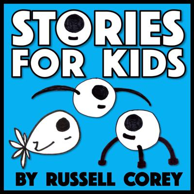 Cover art for 17.  IT'S OKAY TO BE UPSET SONG - Stories For Kids Podcast by Russell Corey