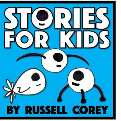 Cover art for 9.  ALL SHAPES COLORS AND SIZES - Stories For Kids Podcast by Russell Corey