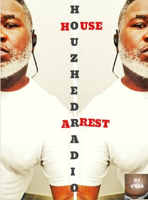 Cover art for HOUZHEDRADIO HOUSE ARREST
